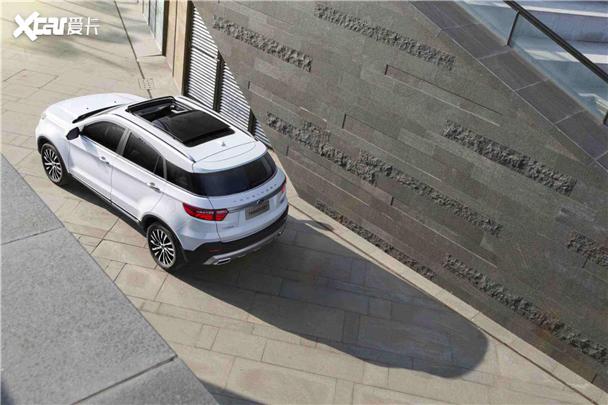 10万级SUV 福特领界品质更出众