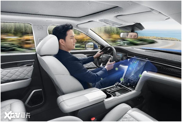 A+级SUV头等舱——启辰星 正式预售