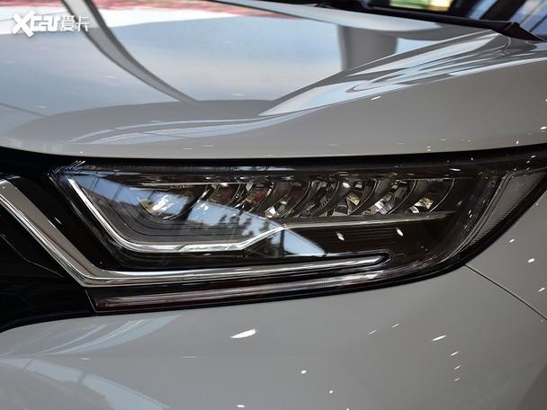 实拍东风本田新款CR-V